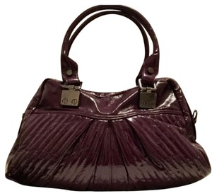 Treesje Satchel in Plum