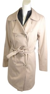 Nicole Miller Trench Double Breast Trench Coat
