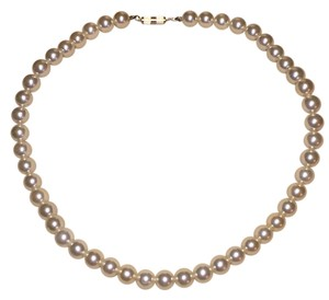 Strand of faux pearls that look great