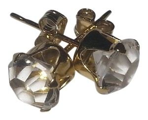 Other Swarovski crystal/ sterling silver/ 14K gold plated earrings