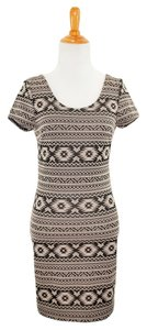 Soprano short dress Aztec #aztec #bodycon on Tradesy