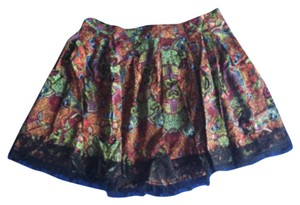 OlsenBoye Mini Skirt Multicolor