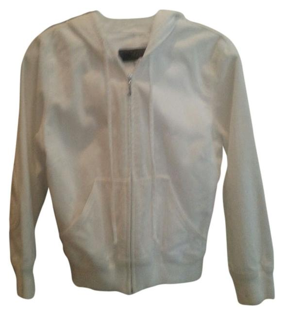 Juicy Couture Jeans White Jacket
