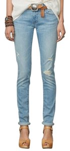 Denim & Supply Skinny Jeans-Distressed