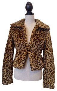 Divided by H&M Faux Leopard Jacket