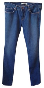 J Brand Indigo Straight Pants denim