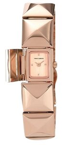 Vince Camuto w/BONUS-RETURNING SOON-Rose Gold-Tone Pyramid Link