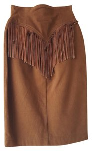 Philosophy di Alberta Ferretti Skirt Brown/Chocolate