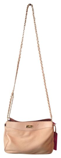Meli Melo Chain Leather Cross Body Bag