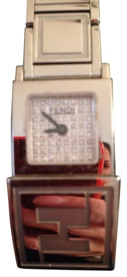Fendi Fendi 2 Face Diamond Watch