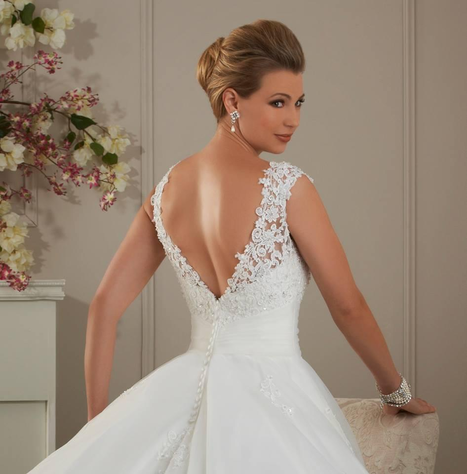 Bonny Bonny Bridal 403 Collection 2014 Wedding Dress
