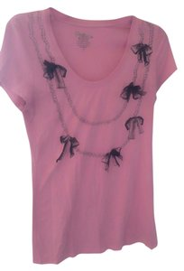 Bay Studio T Shirt pink:
