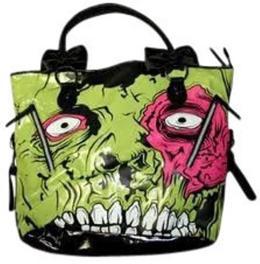 Iron Fist Shoulder Bag