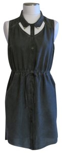 Jessica Simpson short dress Pesto on Tradesy