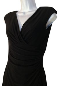 Lauren Ralph Dress Black New Essentials