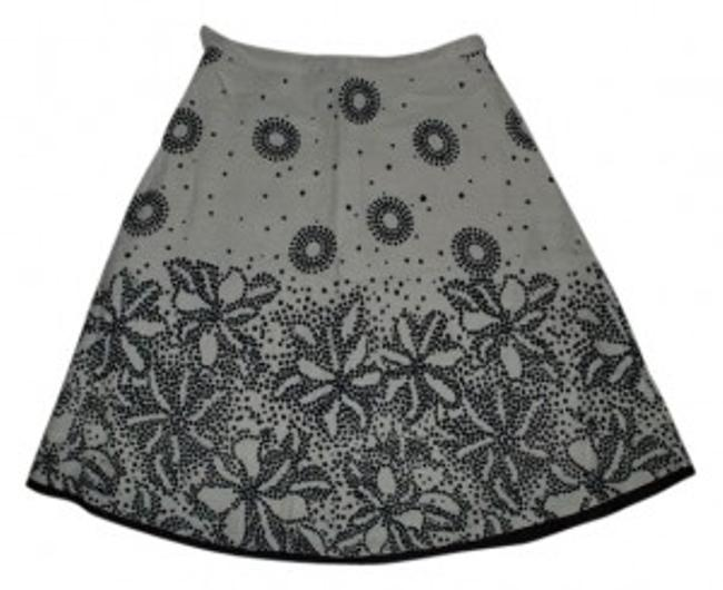 Preload https://item4.tradesy.com/images/willi-smith-black-and-cream-knee-length-skirt-size-8-m-29-30-7013-0-0.jpg?width=400&height=650