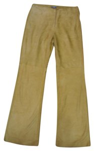 Jimmy Choo Boot Cut Pants Camel