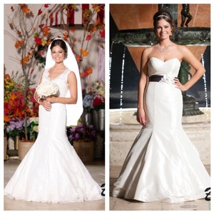 Essense Of Australia D1367 Wedding Dress