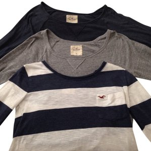 Hollister Lot Three 3 T Shirt
