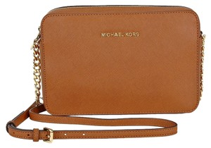 Michael Kors Hobo Leather Cross Body Bag