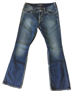 Silver Jeans Co. Relaxed Fit Jeans