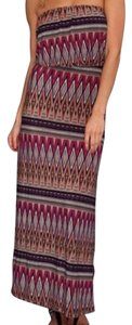 Multi Maxi Dress by Lucy Love