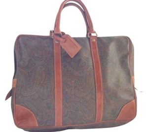 Lorenzo Carraro Vintage Laptop Bag
