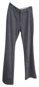 Banana Republic Martin Fit Cuffs Blue Trouser Pants Gray