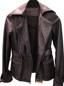 Dallin Chase Motorcycle Leather Motorcycle Jacket