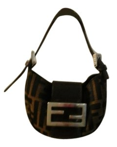 Fendi Wristlet in Brown