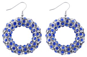 Other Blue Austrian Crystal Earrings