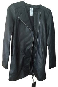 Mackage Zippers Leather Jacket
