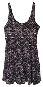 Victoria's Secret short dress Black and white on Tradesy