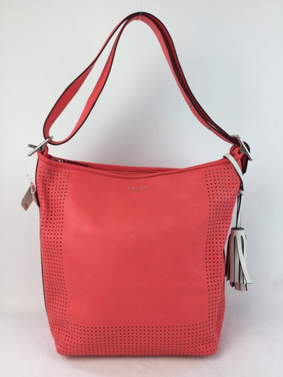 Coach Legacy Pink Duffle Shoulder Spring Hobo Bag