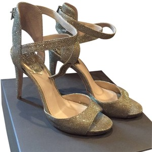 Vince Camuto Silver gold Formal