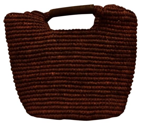 Mar Y Sol Brown Beach Bag
