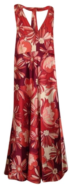 Preload https://item1.tradesy.com/images/ann-taylor-loft-pink-maroon-floral-bold-mid-length-night-out-dress-size-0-xs-7022050-0-1.jpg?width=400&height=650
