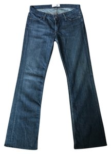 Habitual 30 Hot Crossed Buns Boot Cut Jeans-Dark Rinse