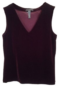Banana Republic Top Maroon