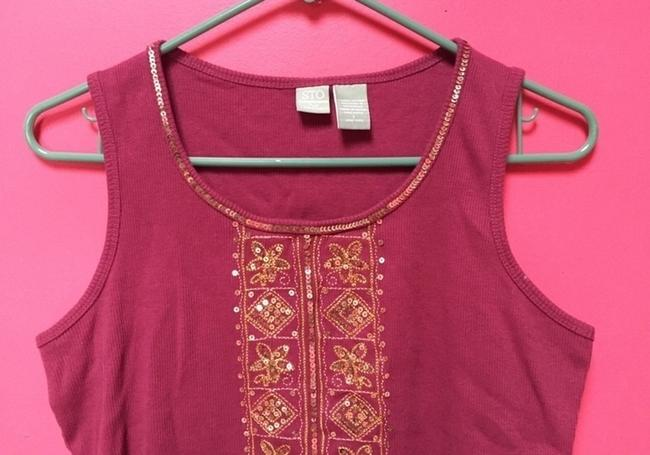 Susquehanna Trail Outfitters Classy Top Red
