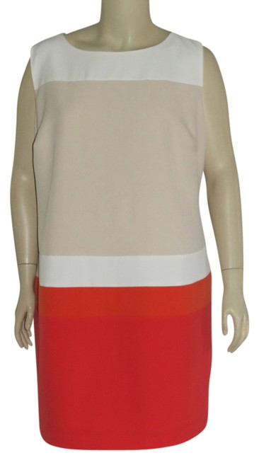 Preload https://item5.tradesy.com/images/sharagano-multicolor-new-knee-length-workoffice-dress-size-20-plus-1x-702314-0-0.jpg?width=400&height=650