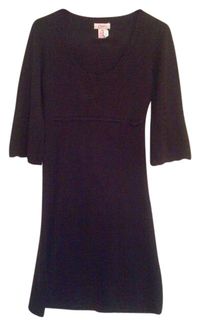 Candie's short dress Brown on Tradesy