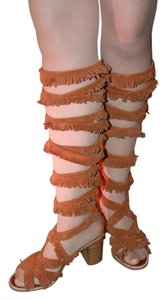 Jeffrey Campbell brown Boots