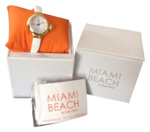 Glam Rock Glam Rock Miami Beach Art Deco White Silicone