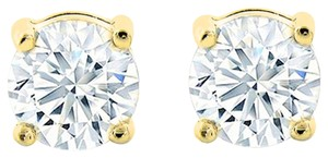 Swarovski Swarovski Element 14K Gold Plated Studs