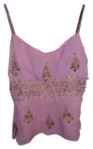 Plenti Top pink and gold
