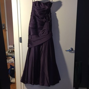 Melissa Sweet Purple Dress