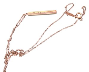 Tiffany & Co. Tiffany & Co. 1837 COLLECTION Bar Pendant Necklace