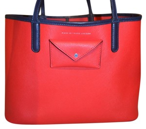 Marc Jacobs Tote in Rosey Red