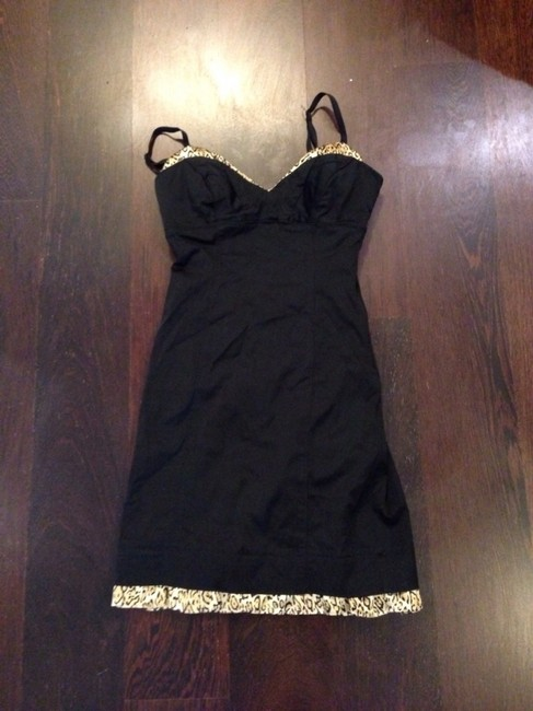 Guess Stretch Lbd Bodycon Dress